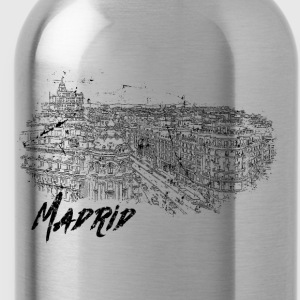 Madrid - City - City - Water Bottle