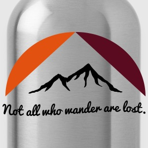 wanderlust - Water Bottle