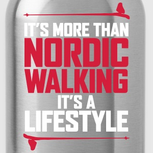 It's more than the Nordic Walking - Water Bottle