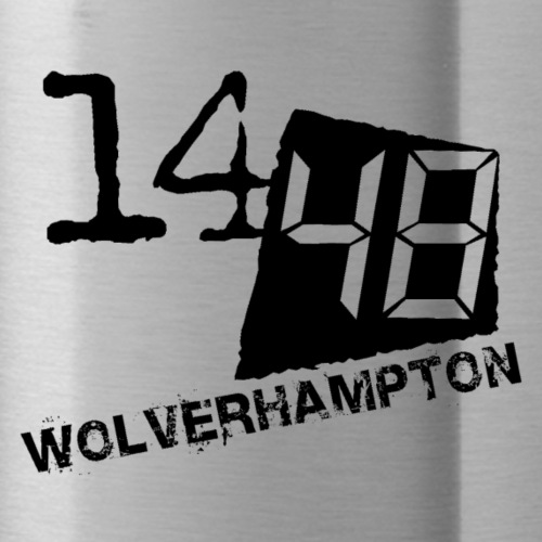 14/48 Wolverhampton Water Bottle - Water Bottle