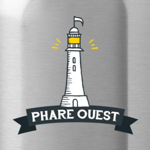 Phare West - Trinkflasche