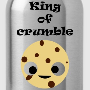 King of crumble voor (wo) men - Drinkfles