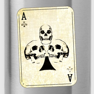 Ace of Skulls - Drinkfles