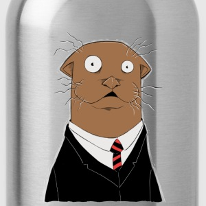 Office Otter - Trinkflasche