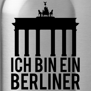 I AM A BERLINER - Water Bottle