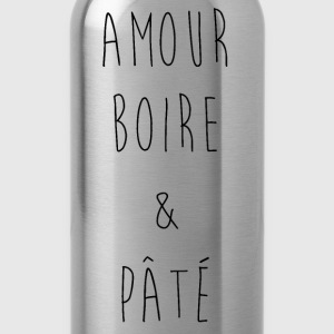 Love Drinking Pate - Water Bottle