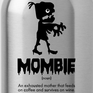 mombie - Water Bottle