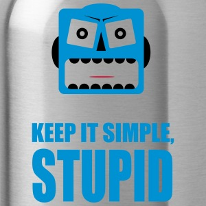 Keep it simple, stupid - Water Bottle