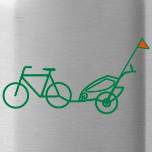 Bike trailer - Water Bottle