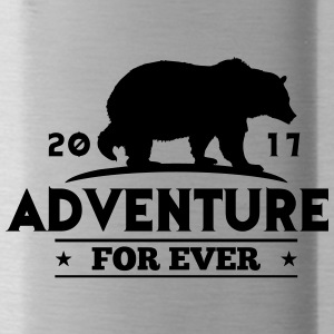 ADVENTURE FOR EVER - GRIZZLY - Drikkeflaske