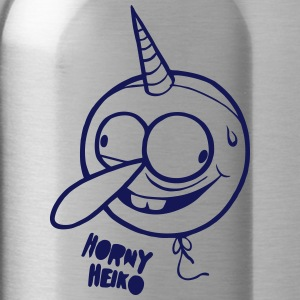 Horny Heiko - Water Bottle