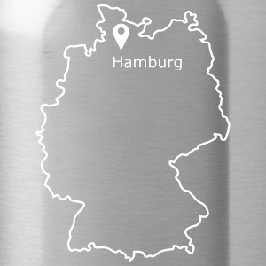 Place to be: Hamburg - Drinkfles