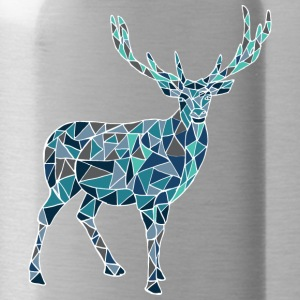 Blue deer - Water Bottle