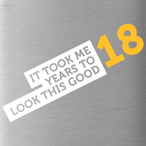 It Took 18 Years To Look So Good! - Water Bottle