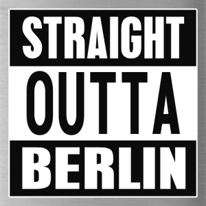Straight Outta Berlin - Gourde