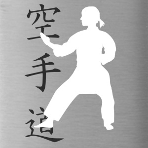 Karate Japanese - Water Bottle