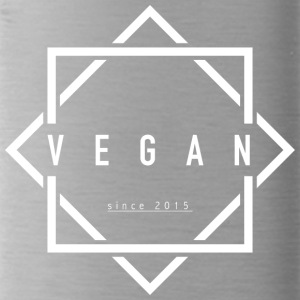 VEGAN since 2015 - Water Bottle