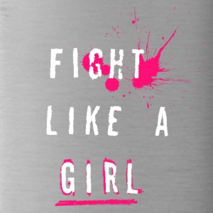 Fight Like A Girl - Drikkeflaske