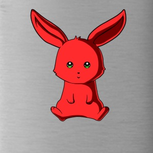 lapin rouge - Gourde