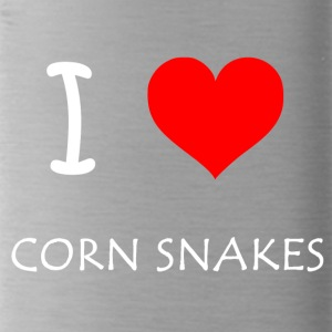 I Love CornSnakes - Water Bottle