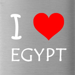 I Love Egypt - Trinkflasche