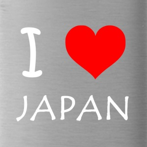 I Love JAPAN - Trinkflasche