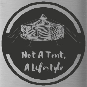 not_a_tent_jurte - Drinkfles