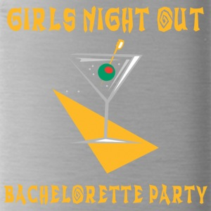 Polterabend Girls Night Out - Drikkeflaske