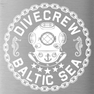 Divecrew Logo - Water Bottle