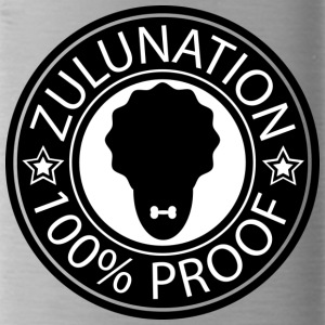 Zulu nation STAMP - Water Bottle