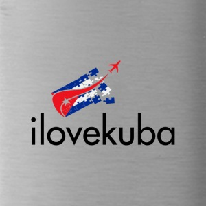 Ilovekuba - Water Bottle