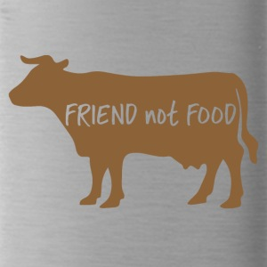 Veggie / Vegan: Friend not Food - Trinkflasche
