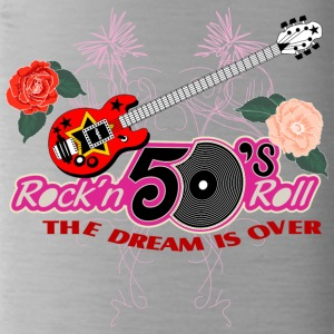 50 s rock n roll - Borraccia