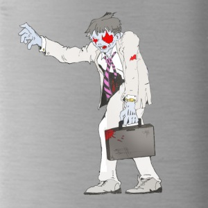 Zombie Collection: Suit Zombie - Water Bottle