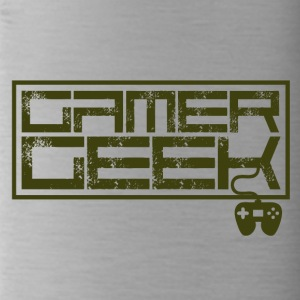 Gamer - Gamer Geek - Drinkfles