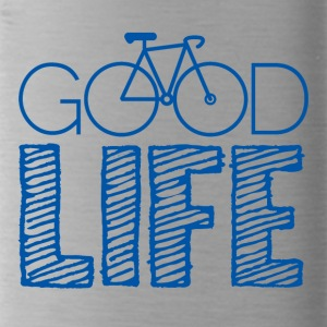 Cycling: Good Life - Water Bottle