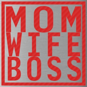 Mom Wife Boss - Vattenflaska