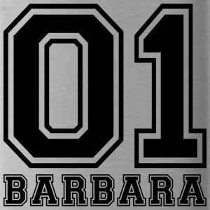 Barbara - Name - Water Bottle
