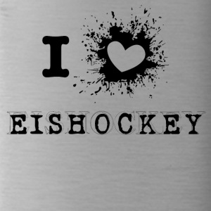 iLove Hockey - Water Bottle