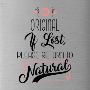 Please Return To Natural - Water Bottle