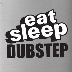 Eat Sleep Dubstep - Drinkfles