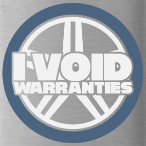 Mechaniker: I void Warranties. - Trinkflasche