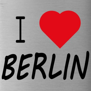 I Love Berlin - Bidon