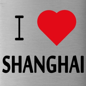 I Love Shanghai - Water Bottle