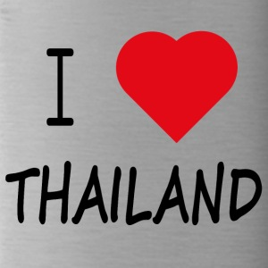 I Love Thailand - Water Bottle