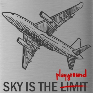 Pilot: Sky is the Limit or the Playground - Water Bottle