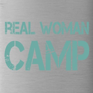 REAL WOMAN CAMP - Water Bottle