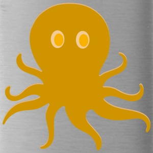 Pirate octopus - Trinkflasche