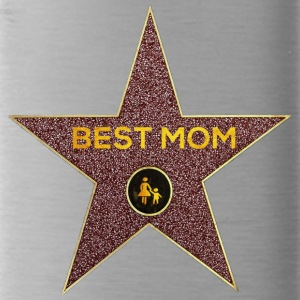 Best Mom - Trinkflasche