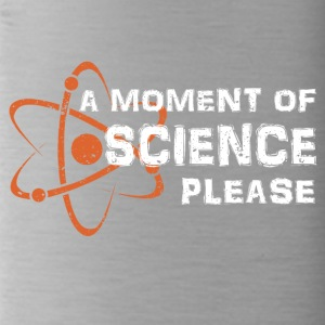 A moment of science - Water Bottle